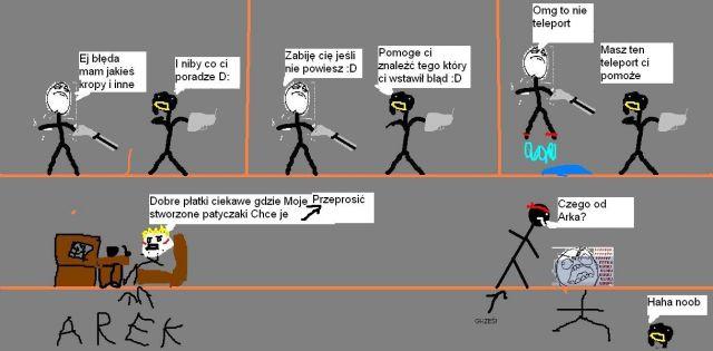 Komiksy Poprawka
