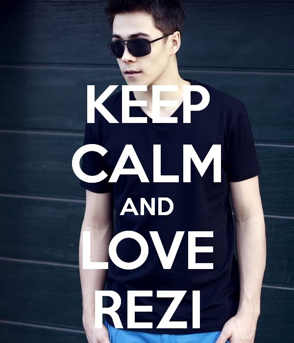 keep calm end love rezi