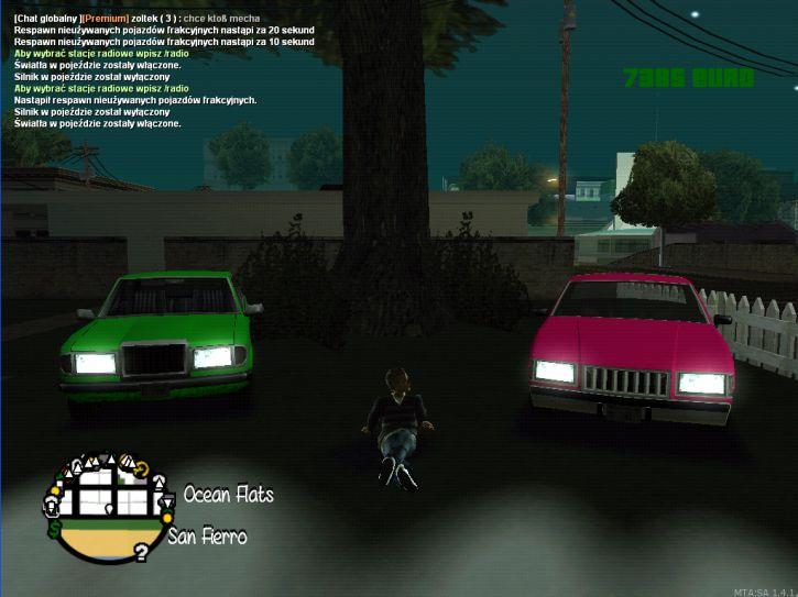 Moje auta z SL