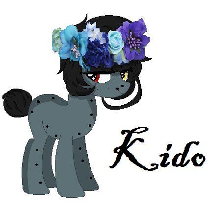 Nowa oc - Kido