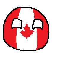 Canada/CountryBall #1