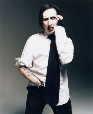 Marilyn Manson-Brian Warner