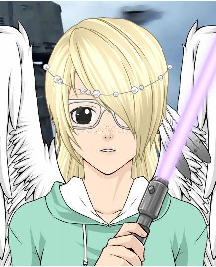 My manga avatar xD
