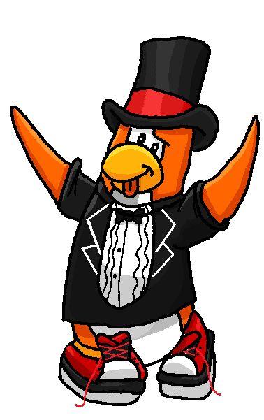 Pingwin z CP