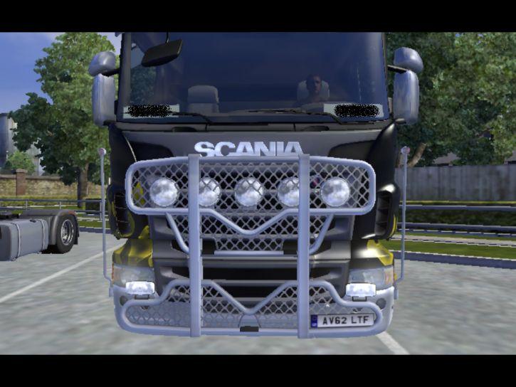 Scania r V8 Topline