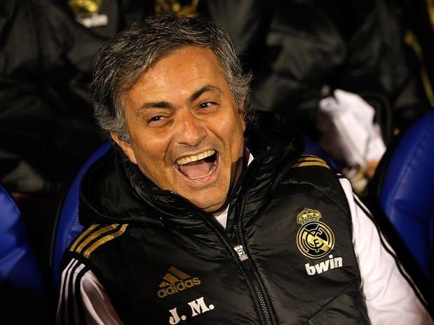 Jose Mourinho - żartowniś