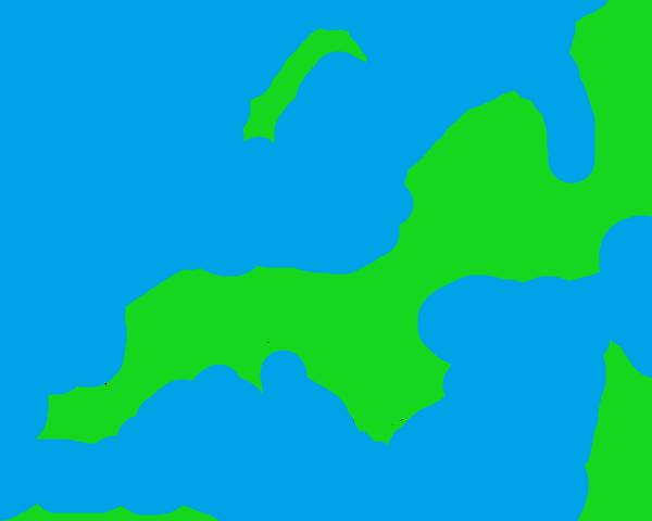 Jedyna słuszna mapa Europy