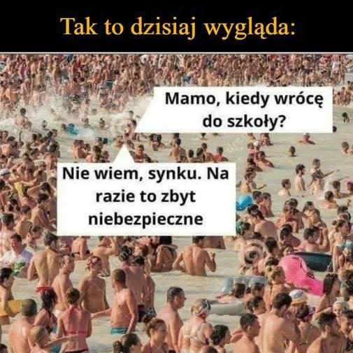 Taki dzisiaj wygląda koronawirus w Polsce