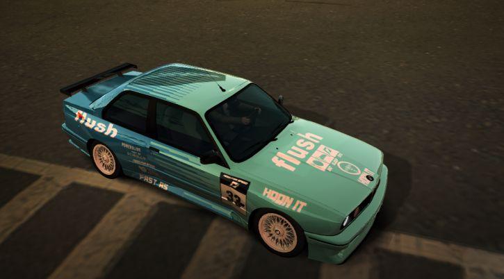 Moje BMW e30 w NFS World