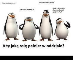 Rico,Skiper,Kowalski,Szeregowy