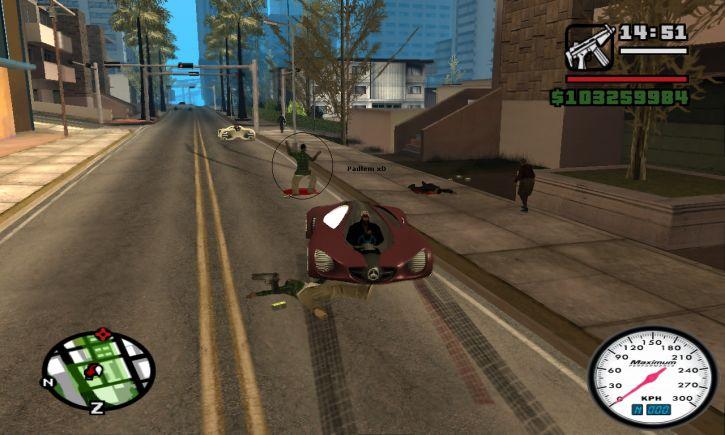 Bug x2 (Grand Theft Auto: San Andreas)