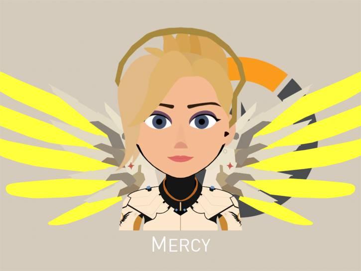 Autorska Mercy