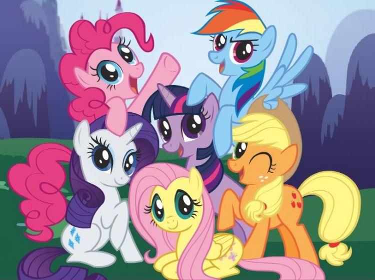 My Little Pony!!!