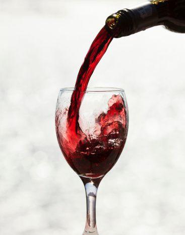 Propaguję picie wińska