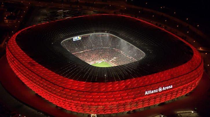 Allianz Arena ♥♥♥