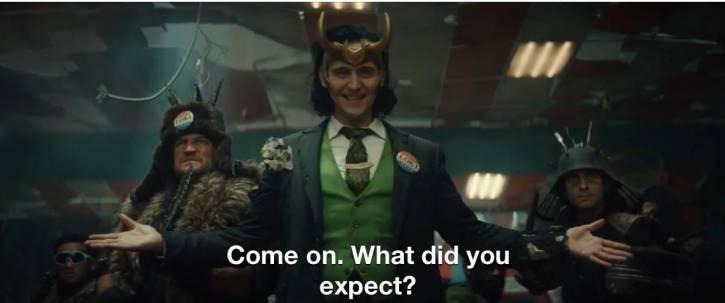 Spoilery do serialu Loki