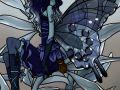 Niebieska wróżka