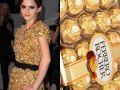 Emma Watson i Ferrero Rocher