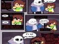 Undertale Comic : Reforming Chara