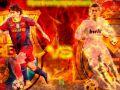 C.ronaldo vs Lione Messi