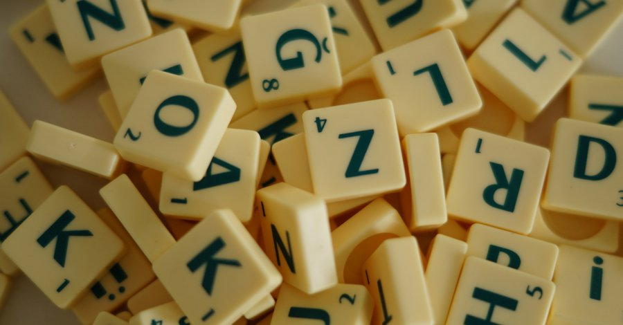 Pasta: Scrabble