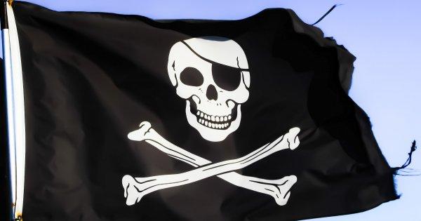 Dlaczego piraci nosili przepaski na oko?